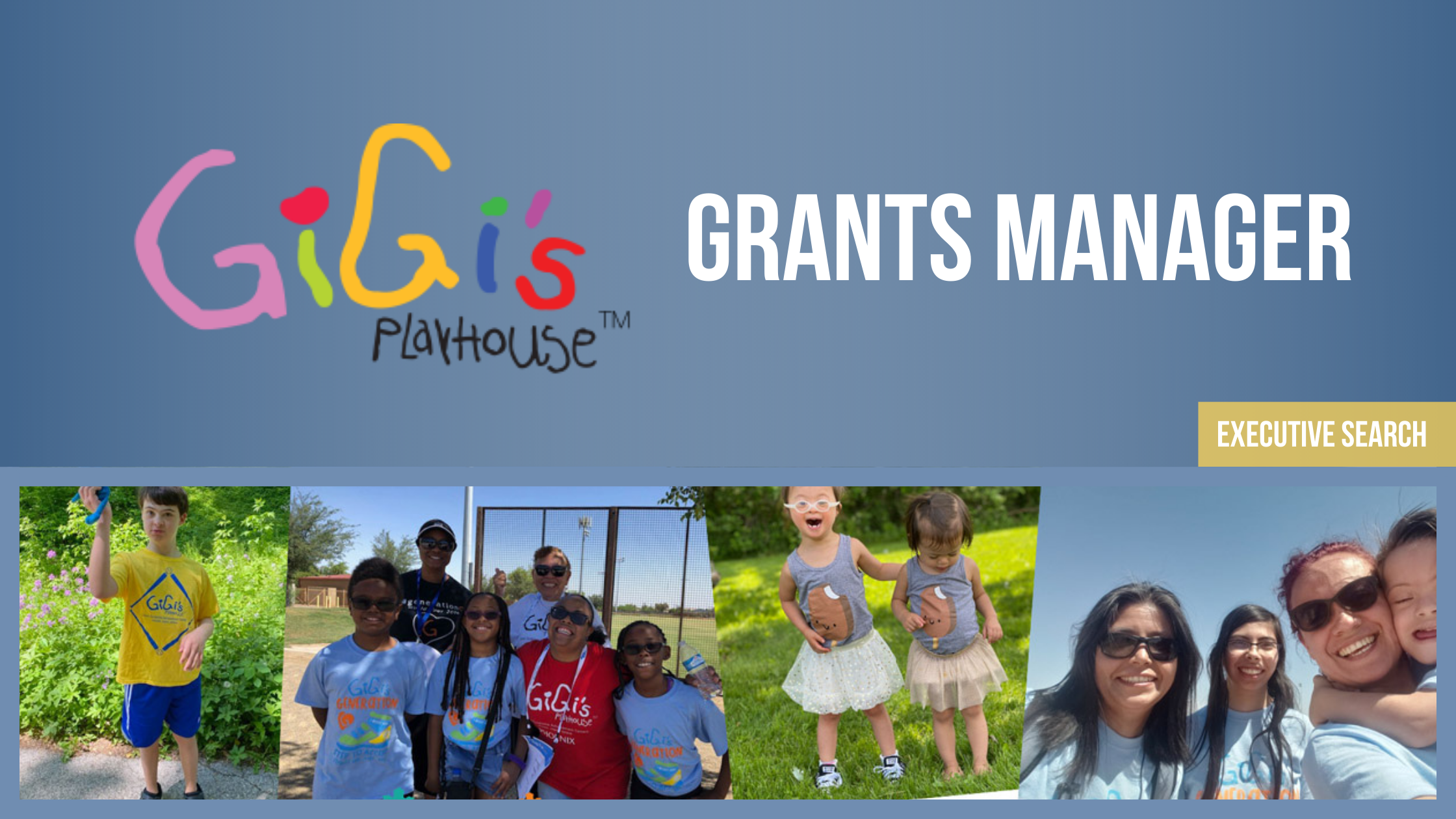 Executive Search: Grants Manager