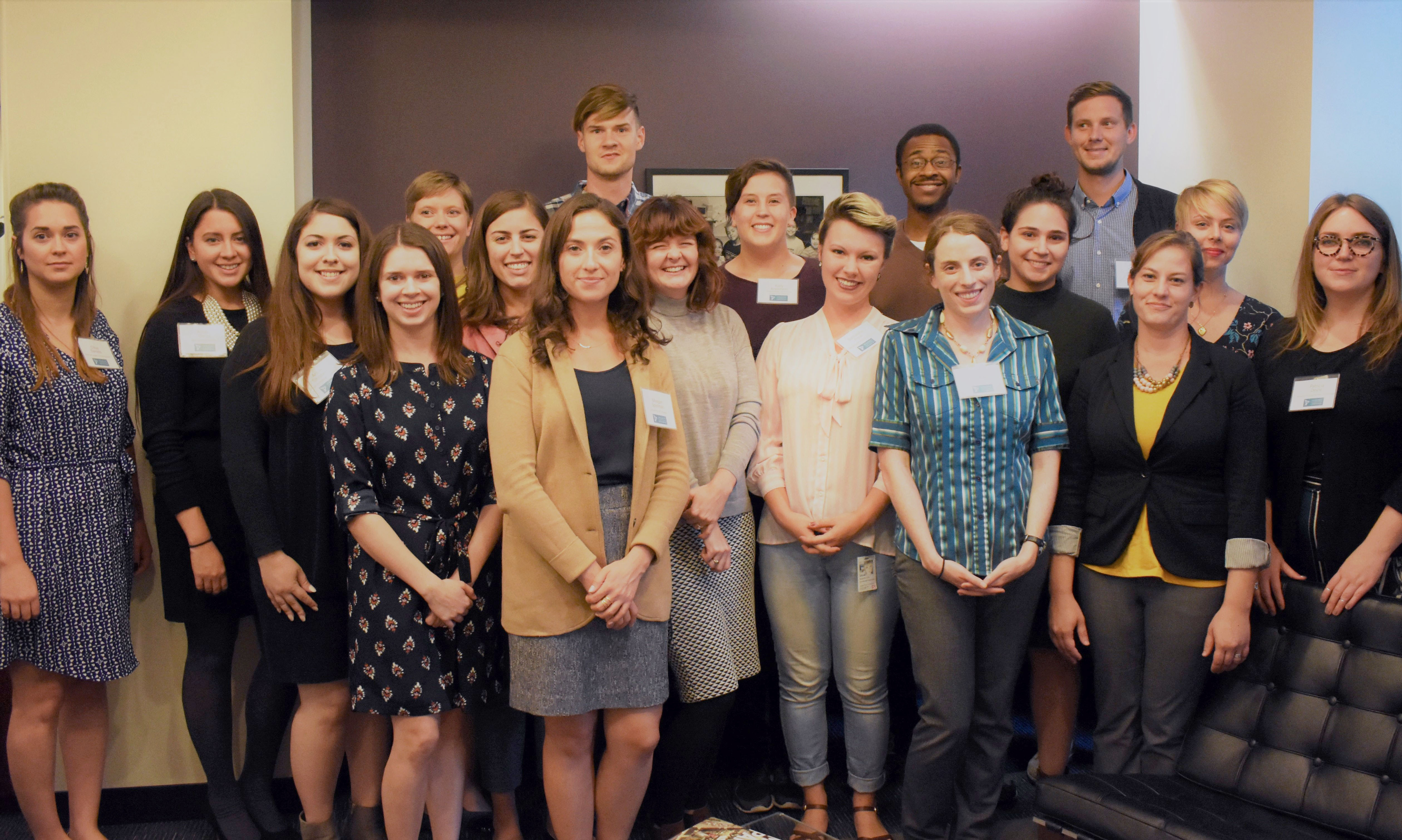 The Development Leadership Consortium Announces the Class of the 2018 Annual Fellows Program