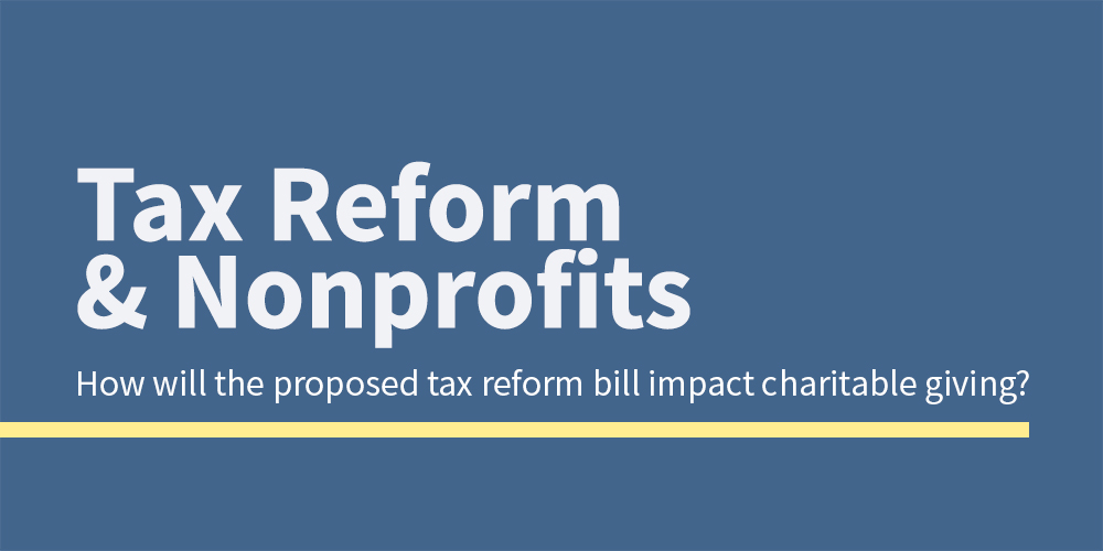 Tax Reform: A Lump of Coal in Charities' Stockings?