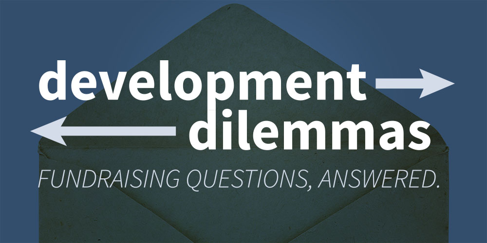 Development Dilemma: Direct Mail to Non-Donors?