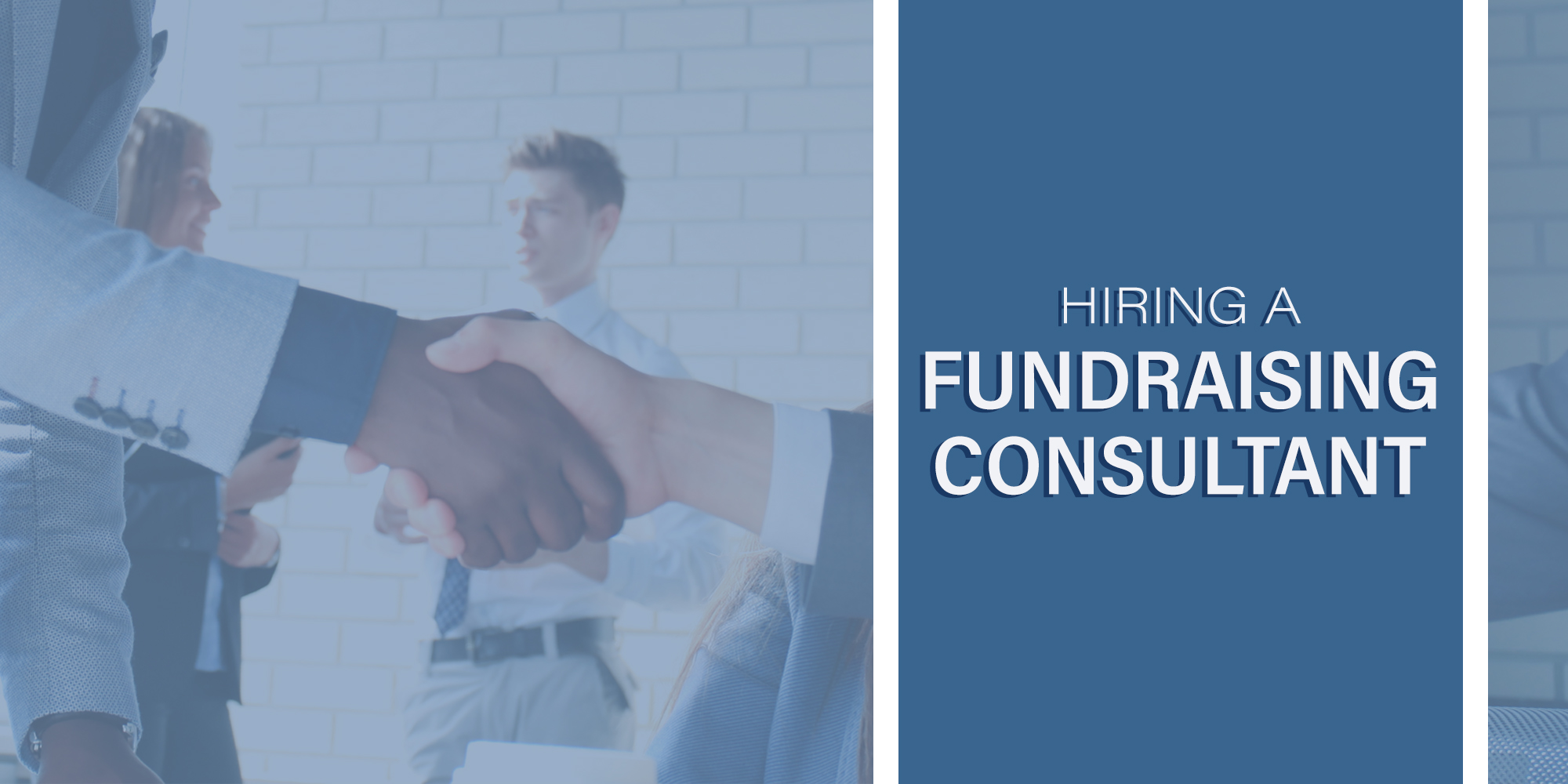 Hiring a Fundraising Consultant | Tips for Finding the Best Consultant for your Nonprofit